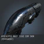 Apocalypse Navy Issue EoM SKIN (Permanent)