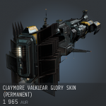 Claymore Valklear Glory SKIN (Permanent)