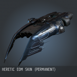 Heretic EoM SKIN (Permanent)