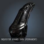 Inquisitor Khanid SKIN (Permanent)